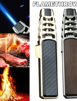 Kitchen Culinary Butane Torch Butane Fuel Not Include Cooking Torches for Refillable Blow Lighter with Adjustable Flame Hogard