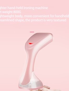 KONKA 250ml Handheld Fabric Steamer 10 Seconds Fast-Heat 1500W Powerful Garment Steamer for Home Travelling Portable Steam Iron