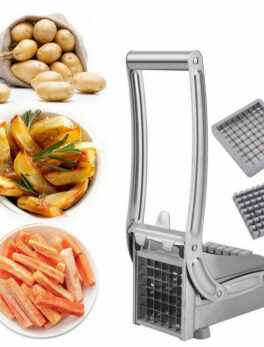 Cutting Machine Cutting French Fries Best Value Stainless Steel Does Not Use Home Potato Slicer Cucumber