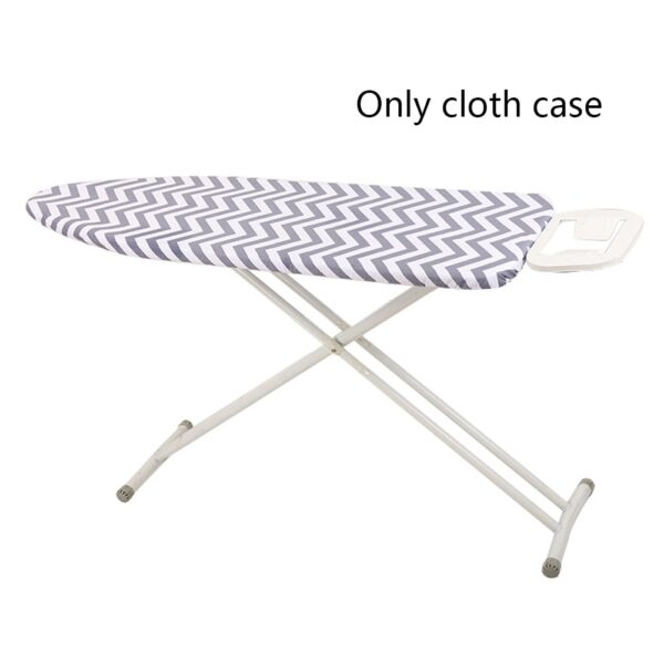 Pad Cotton Extra Thick Ironing Board Cover Washable Heat Resistant Household Replace Printed Flat Large Reusable Non-Slip Felt