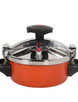 Pressure Cooker Soup Dual-Use Gas Induction Cooker Universal Pot Stainless Steel Mini Pressure Cooker Safe And Easy To Clean