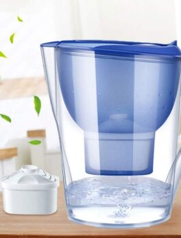 High Quality Household Activated Carbon Alkaline Water Filters Pitcher Kitchen Purify Kettle Filter,...,