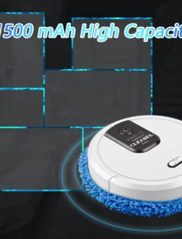 3-In-1 Smart Floor Vacuum Dust Cleaner Automatic Rechargeable Intelligent Sweeping Robot Dry And Wet Hot Sale *P