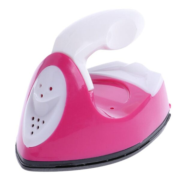 150W Handheld Clothes Portable Coated Baseplate Heat Iron for Ironing Clothes for Travel Home Household EU Electric Irons