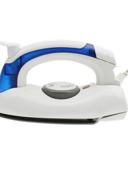 Portable handheld Foldable Electric Steam Iron Mini Home travel irons machine For Clothes With 3 Gears Teflon Baseplate Flatiron