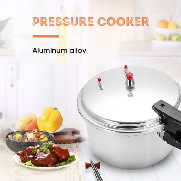 18/20/22/28/32cm 304 Stainless Steel Kitchen Pressure Cooker Electric Stove Gas Stove Energy-saving Safety Cooking Utensils