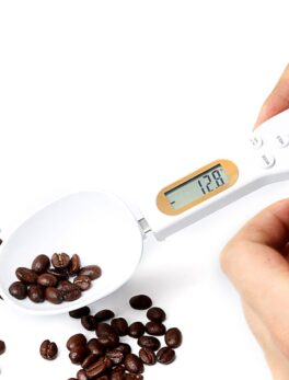 500g Kitchen Spoon Scale LCD Display Digital Measuring Electronic Weight Gram Food Scales Precise Cooking Baking Accessories