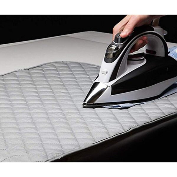 Ironing Blanket Magnetic Pad Laundry Mat Cotton Ironing Ironing Pad Press Clothes Protect Protector Dryer Cover Board Pad